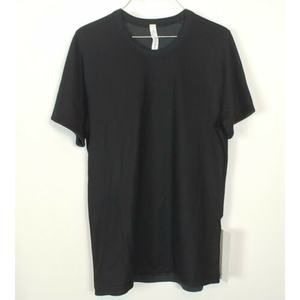 Lululemon Black Grey Reversible Shirt NWT small